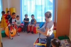Kalózos szülinap - Balázs 6 éves